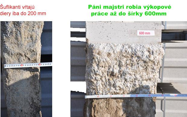 Na stavbu nášho plotu stačí jeden rozumný, zodpovedný a dvaja silní :)