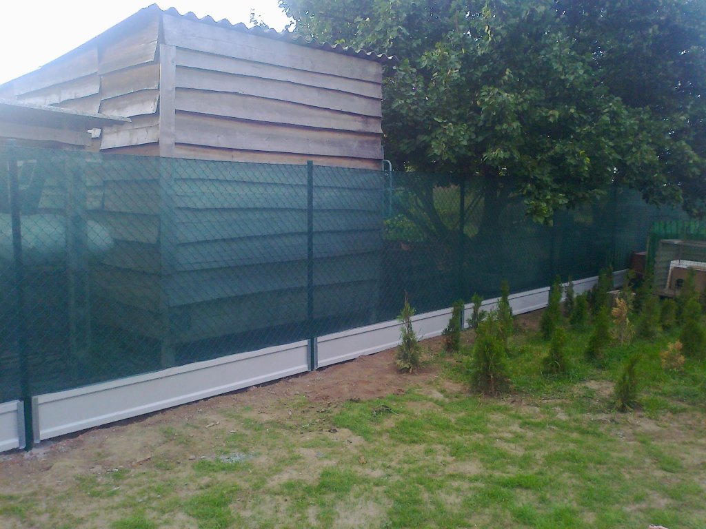 Kvalitné betónové oplotenie LUKABETON