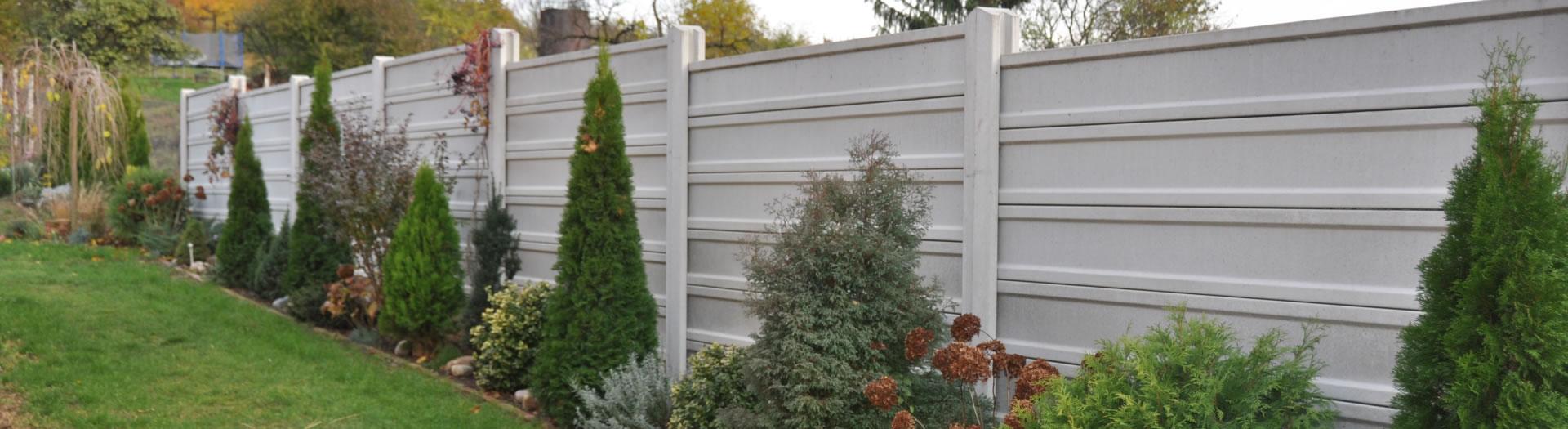 LUKABETON - Betónové ploty