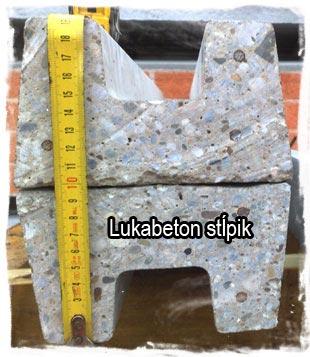 Lukabeton stĺpik